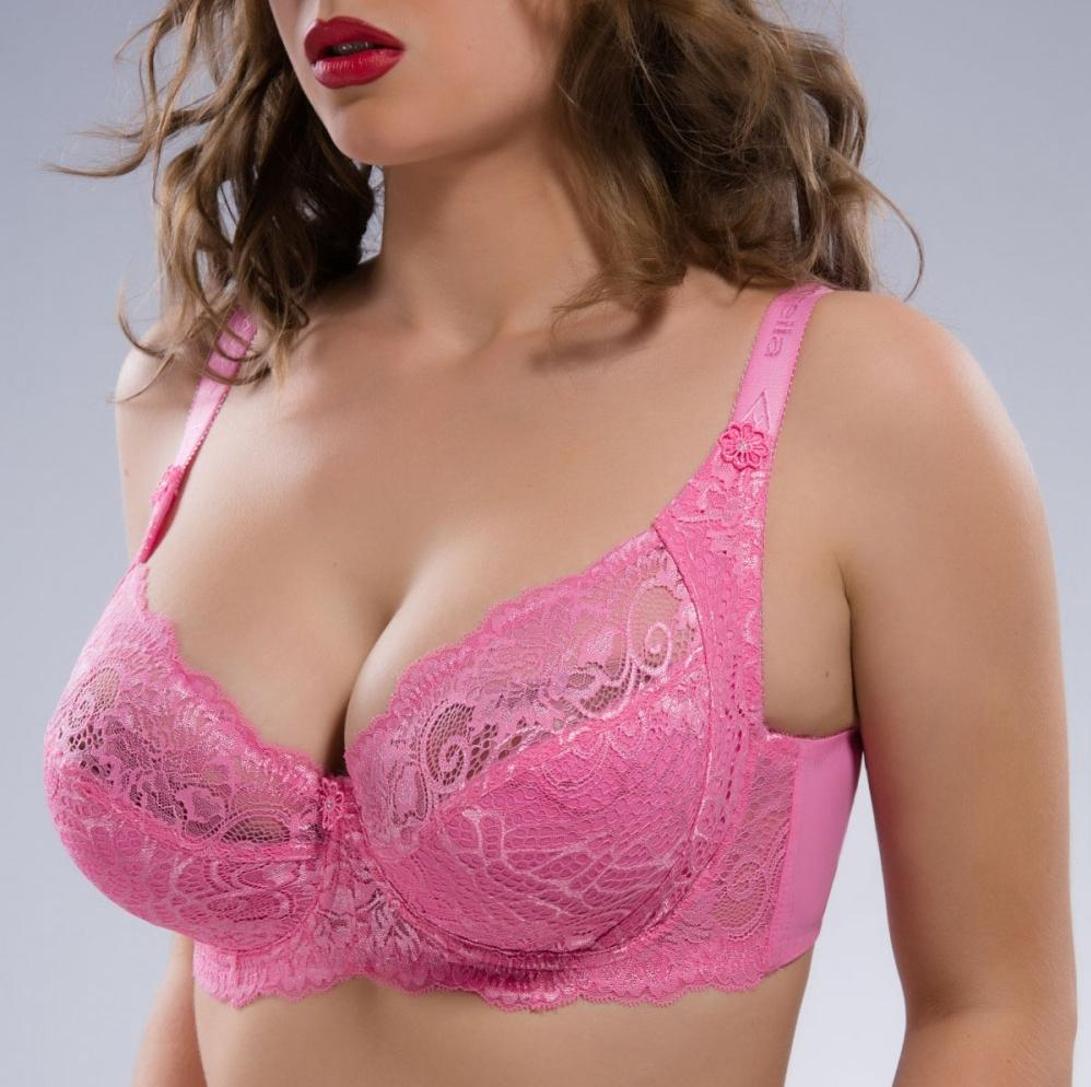 Рожевий бюстгальтер Diorella 35963 на чашку E Арт.1140144