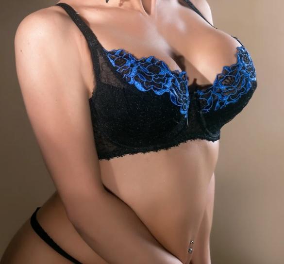 Чорно-синій бюстгальтер Diorella 33101 на чашку D Арт.1140199